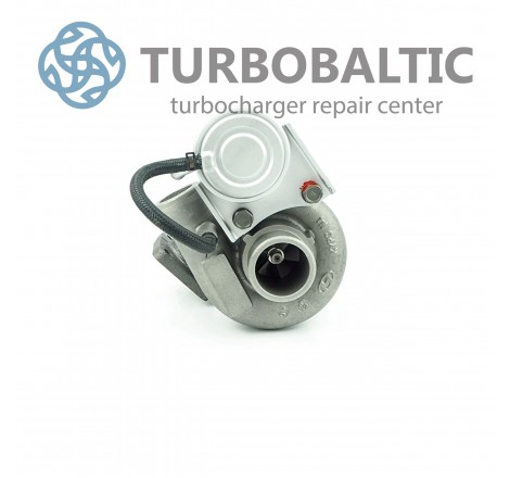 Turbocharger Turbo 49173-02300
