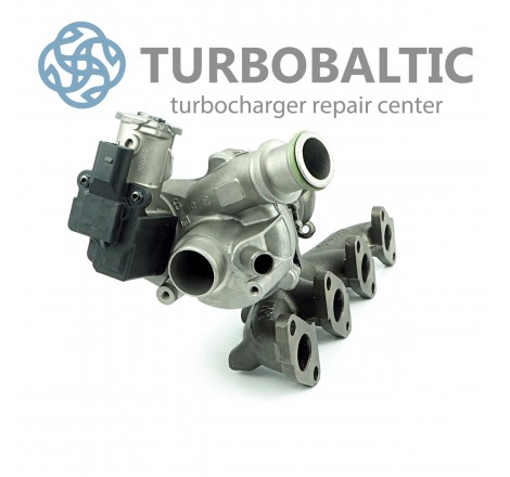 Turbocharger Turbo 03F145701L