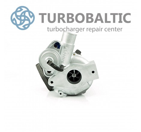 Turbocharger Turbo VB10