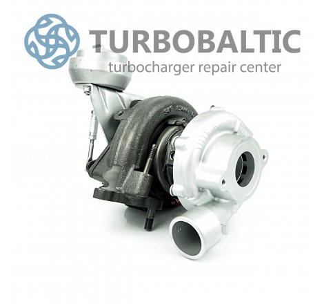 Turbocharger Turbo VB13