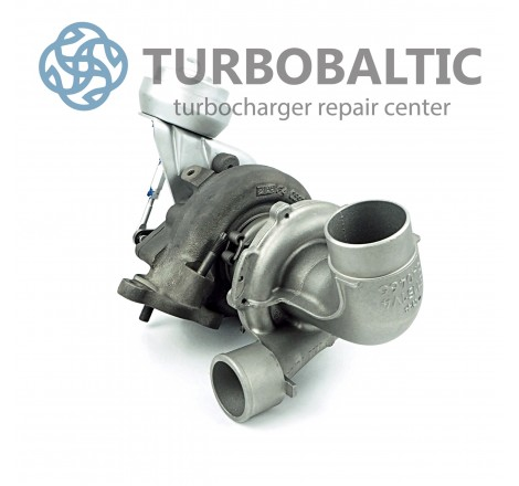 Turbocharger Turbo VB17