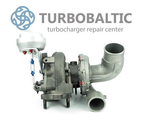 Turbocharger Turbo VB25