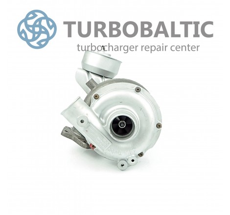 Turbocharger Turbo VJ30