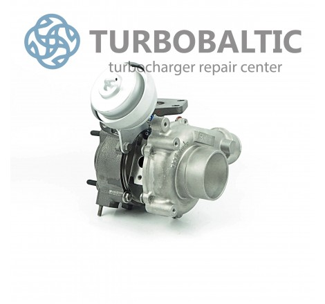 Turbocharger Turbo VJ36