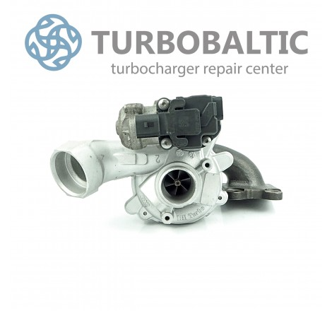 Turbocharger Turbo 04E145721B