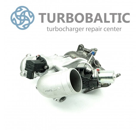 Turbocharger Turbo 06L145702B