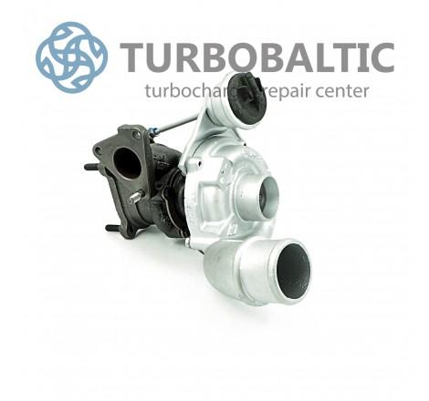 Turbocharger Turbo 53039700014