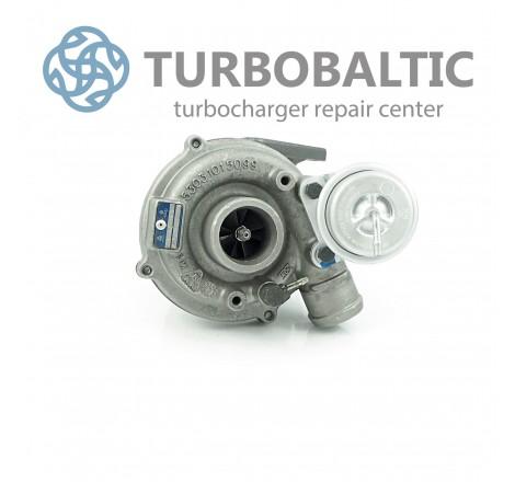 Turbocharger Turbo 53039700015