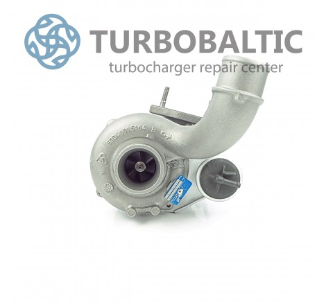 Turbocharger Turbo 53039700055