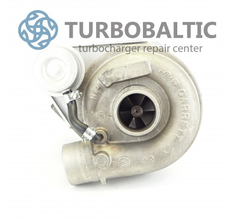 Turbocharger Turbo 454061
