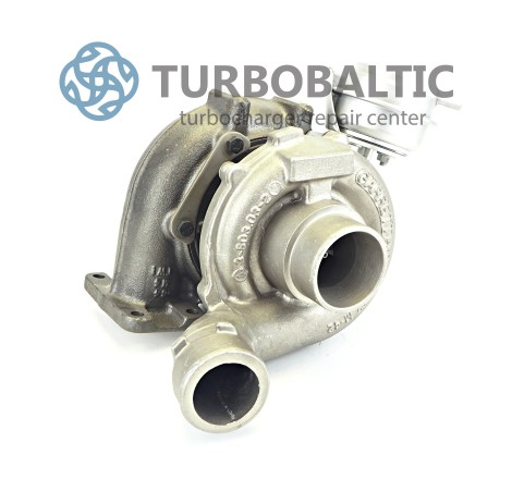 Turbocharger Turbo 454135