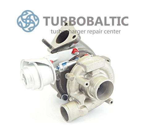 Turbocharger Turbo 454161