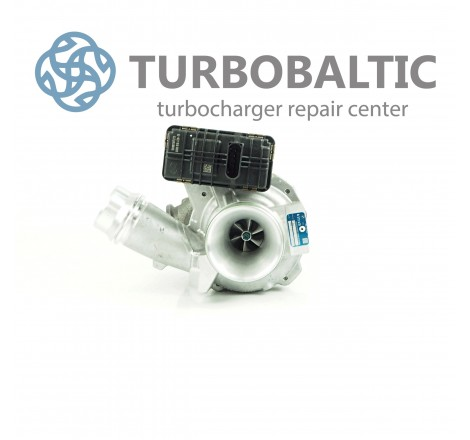 Turbocharger Turbo 54409700043