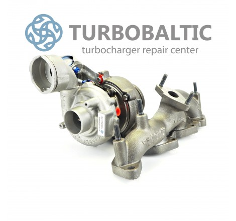 Turbocharger Turbo 724930