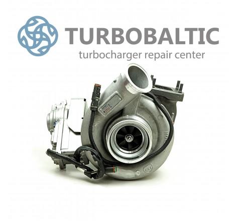 Turbocharger Turbo 4031037