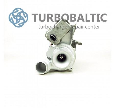 Turbocharger Turbo 8518204...