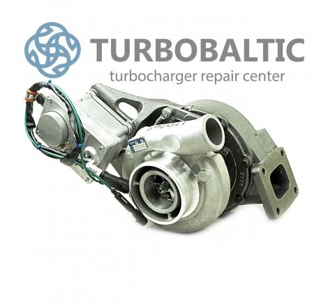 Turbocharger Turbo RE526739