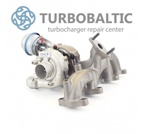Turbocharger Turbo 713673