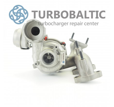Turbocharger Turbo 751851