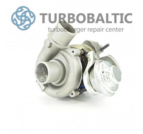 Turbocharger Turbo 721164
