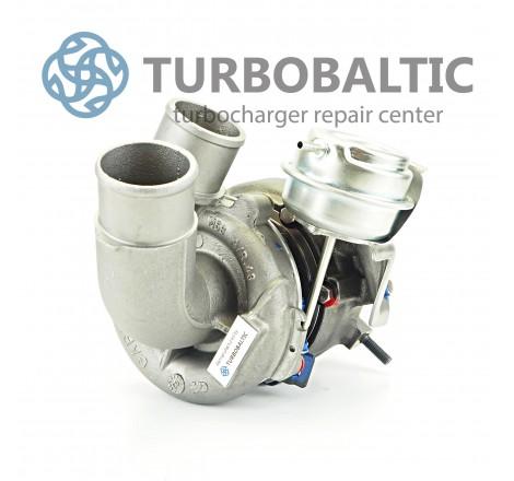 Turbocharger Turbo 727210