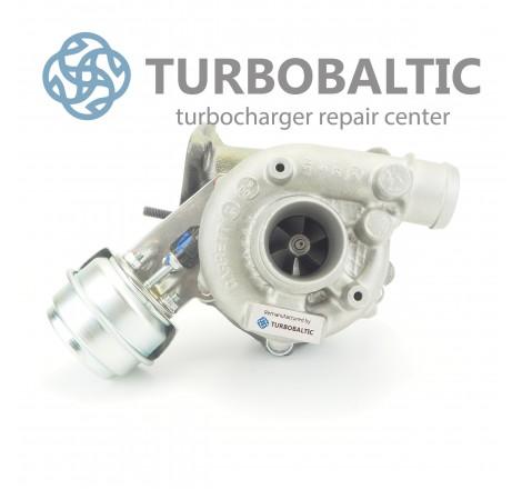 Turbocharger Turbo 454231