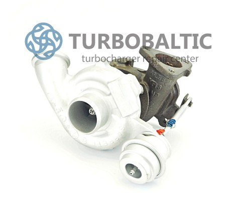 Turbocharger Turbo 454216