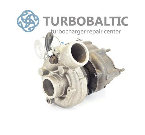 Turbocharger Turbo 466534