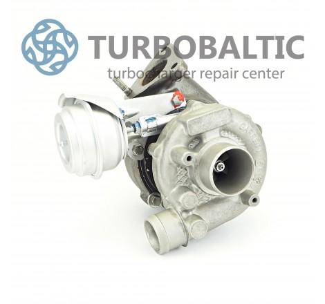 Turbocharger Turbo 701854