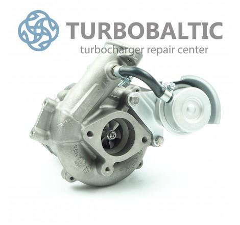 Turbocharger Turbo 705306