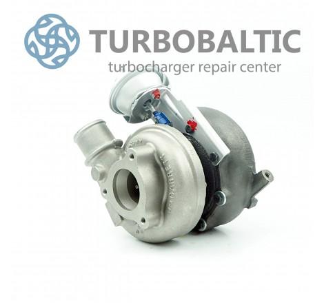 Turbocharger Turbo 705954