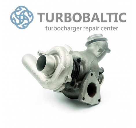 Turbocharger Turbo 706006