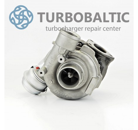 Turbocharger Turbo 704361