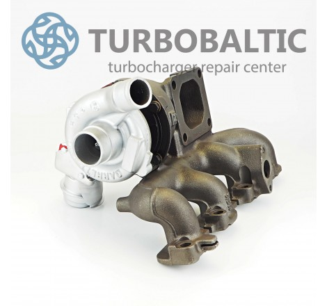 Turbocharger Turbo 704226