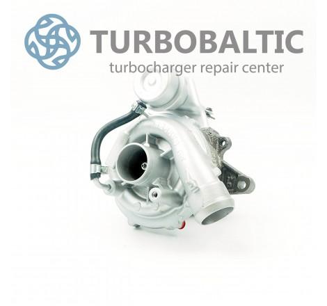 Turbocharger Turbo 706976