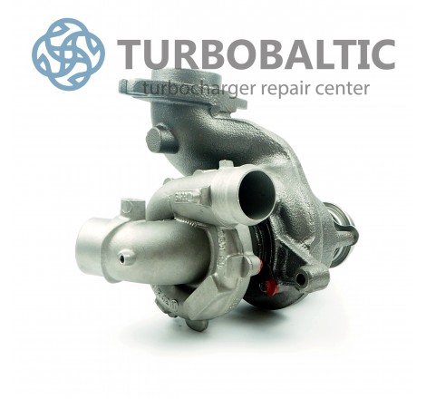 Turbocharger Turbo 707240