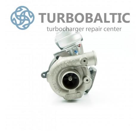 Turbocharger Turbo 708366