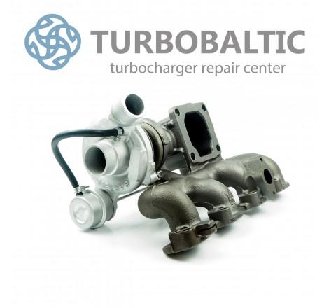 Turbocharger Turbo 708618
