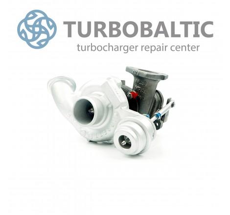 Turbocharger Turbo 708867