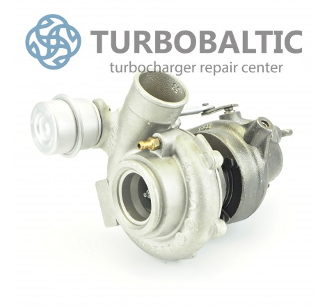 Turbocharger Turbo 452204