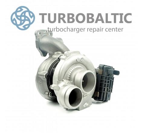 Turbocharger Turbo 765156