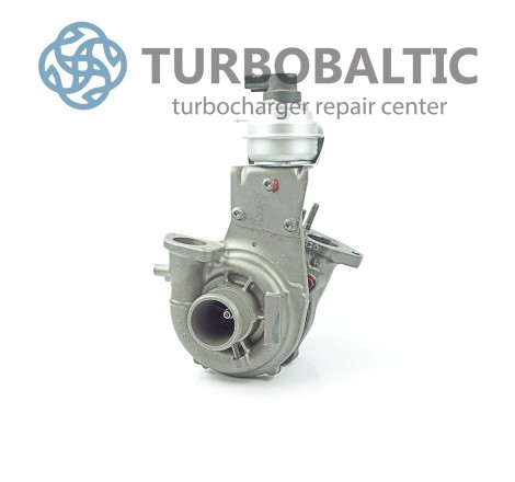 Turbocharger Turbo 804963