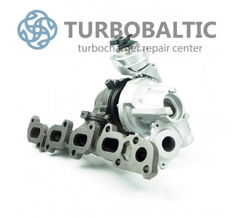 Turbocharger Turbo 813860