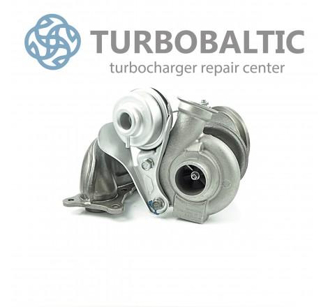 Turbocharger Turbo 49131-07019