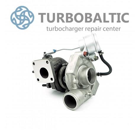 Turbocharger Turbo 49135-05500