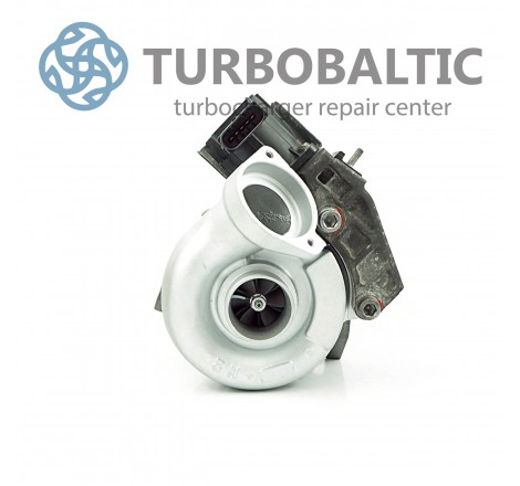 Turbocharger Turbo 49135-05670