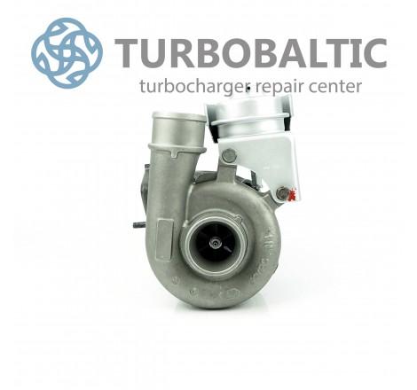 Turbocharger Turbo 49135-07312