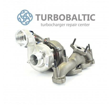 Turbocharger Turbo 724930 N