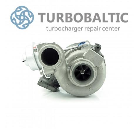 Turbocharger Turbo 49377-07400